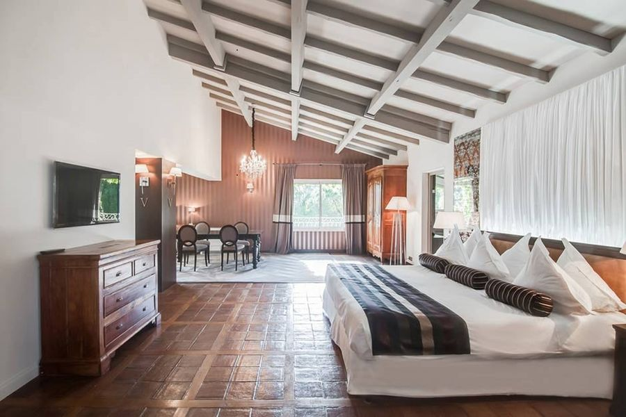 Hôtel Le Vallon de Valrugues & Spa - Chambre 3