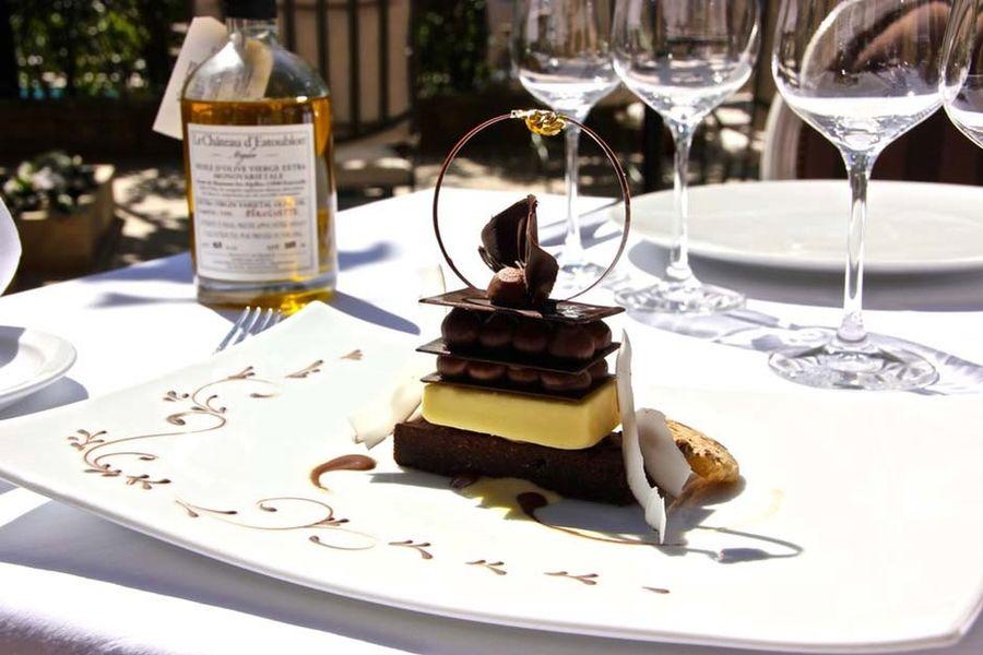 Hôtel Le Vallon de Valrugues & Spa - Proposition culinaire 2