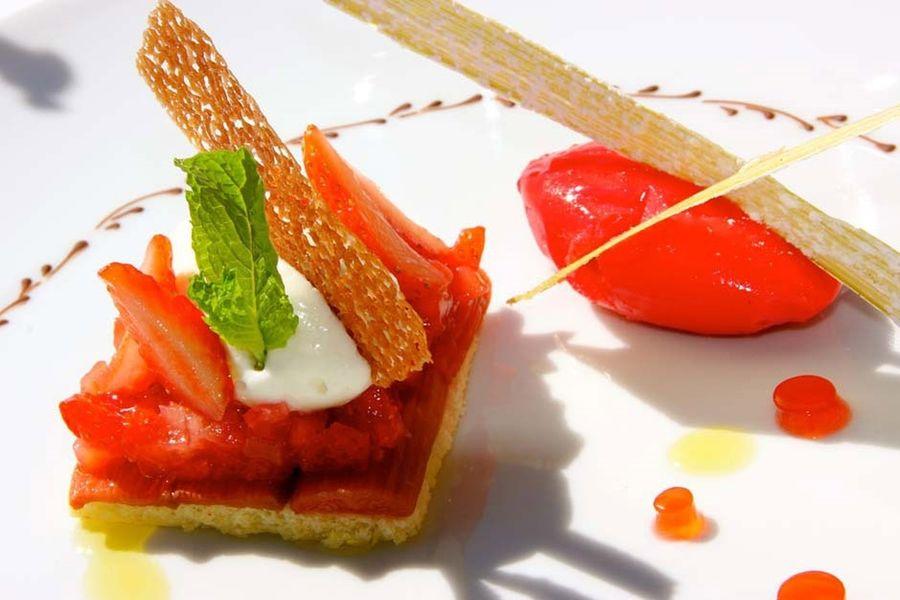 Hôtel Le Vallon de Valrugues & Spa - Proposition culinaire 3