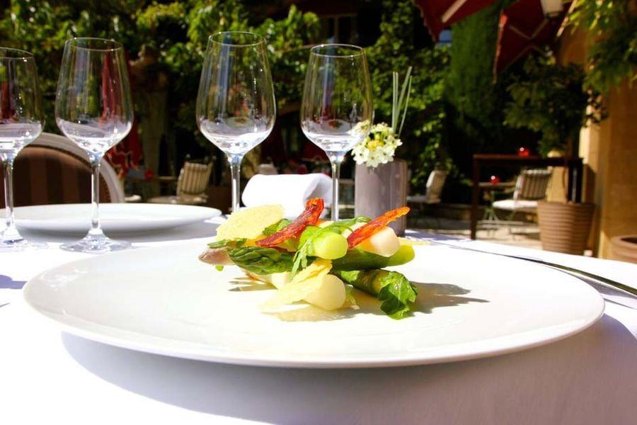 Hôtel Le Vallon de Valrugues & Spa - Proposition culinaire