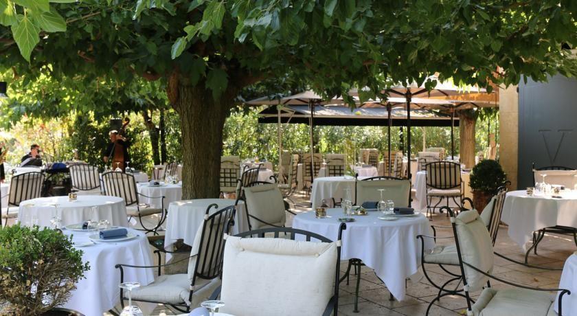 Hôtel Le Vallon de Valrugues & Spa - Terrasse 3