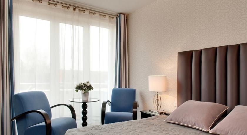 Grand Hôtel de Solesmes - Chambre 2