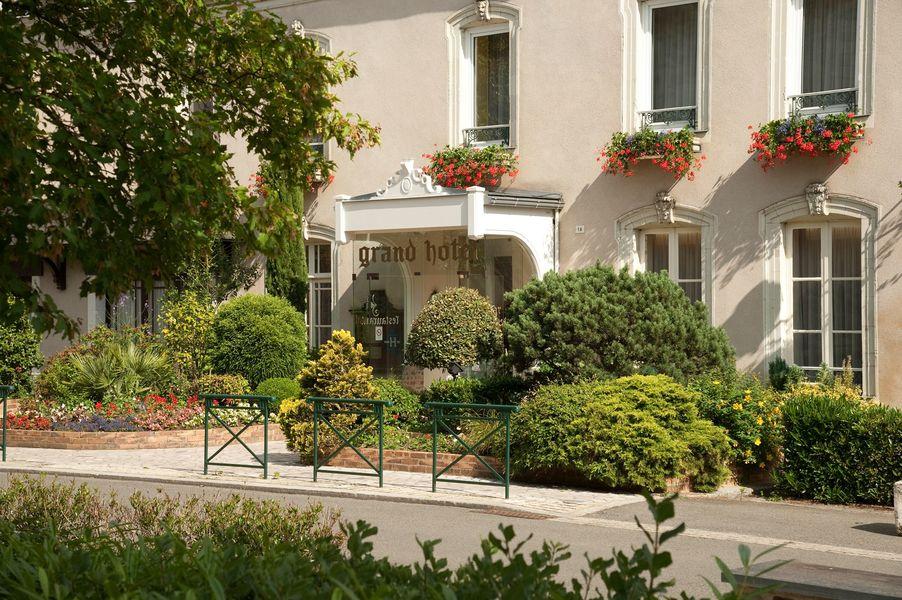 Grand Hôtel de Solesmes - Façade 2