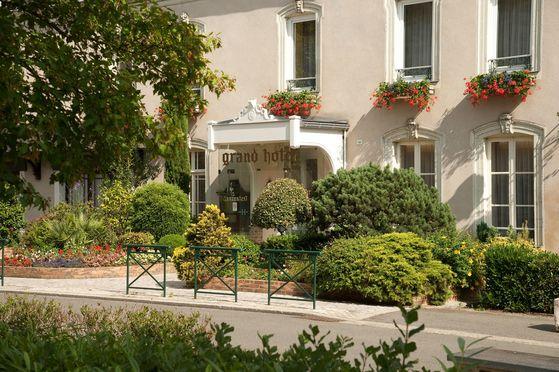 Salle séminaire  - Grand Hôtel de Solesmes ***