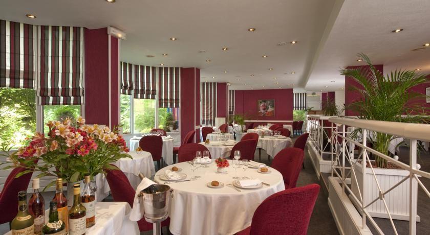 Grand Hôtel de Solesmes - Restaurant