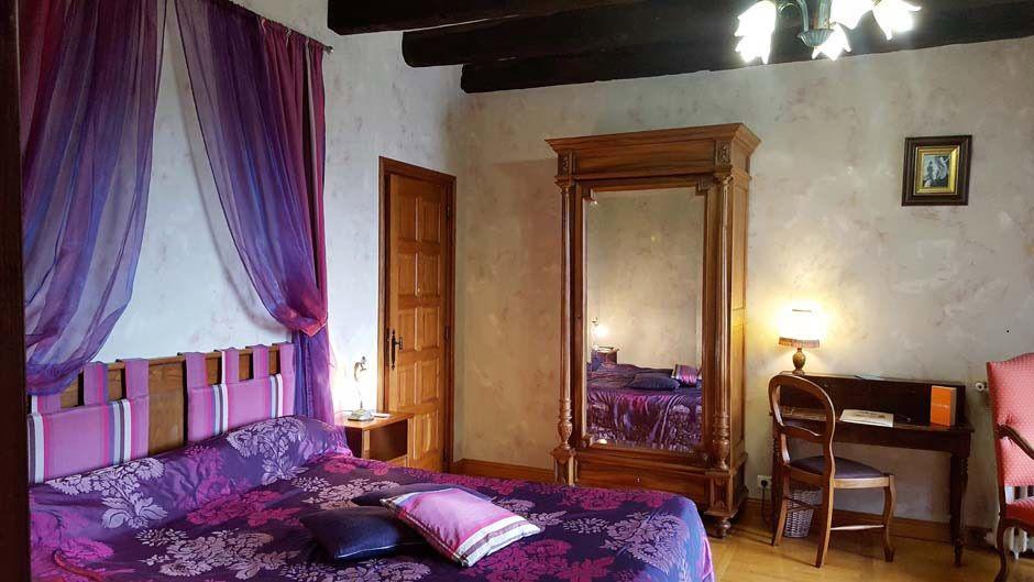 La Terrasse - Chambre (