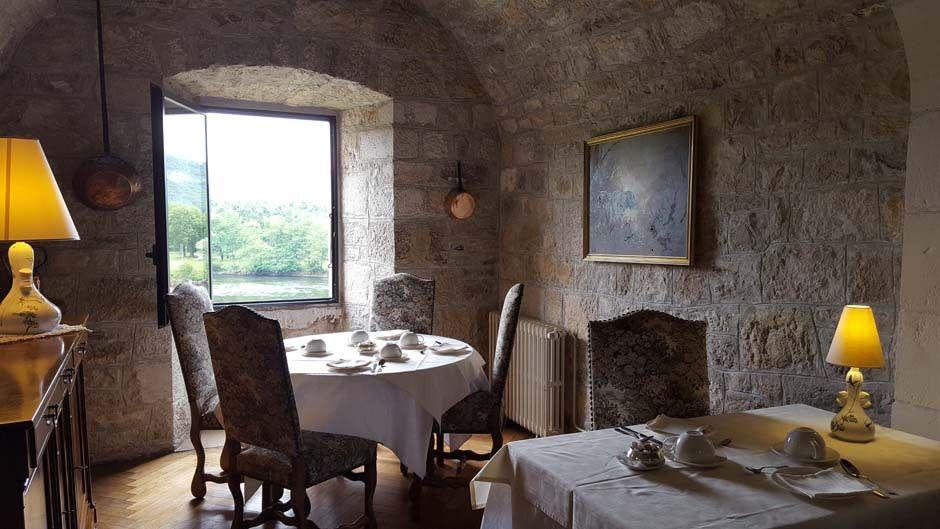 La Terrasse - Salle petit déjeuner