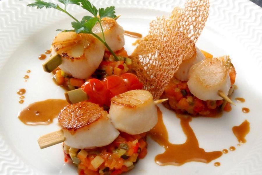 Les Loges du Parc & Spa - Proposition culinaire