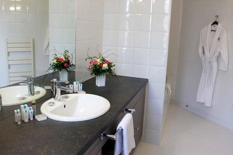 Les Loges du Parc & Spa - Salle de bain