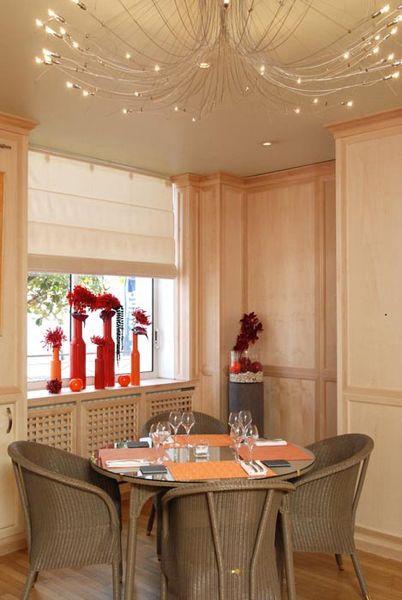 Les Loges du Parc & Spa - Salle de restaurant