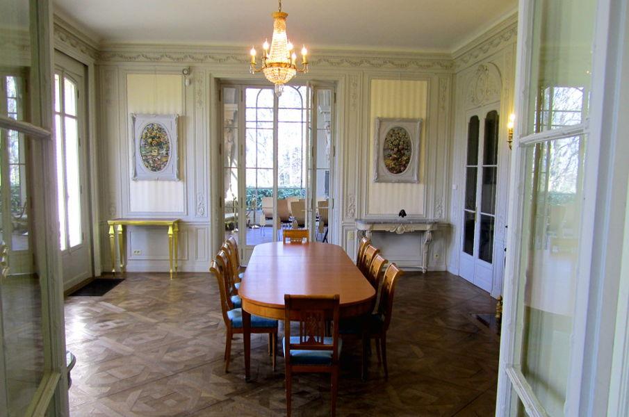 Domaine du Vert-Mont - Petit Salon