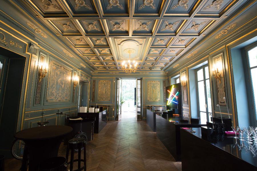 Domaine du Vert-Mont - Salle de Billard