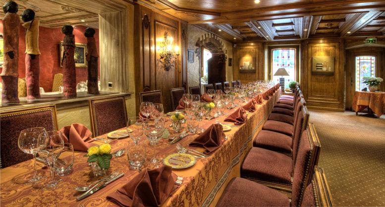 Hostellerie des Châteaux & Spa - Réceptions