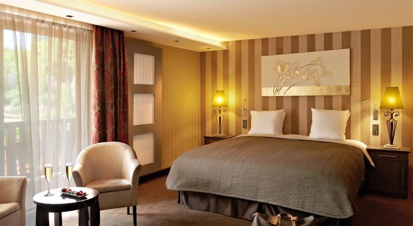 Hostellerie des Châteaux & Spa - Chambre 2