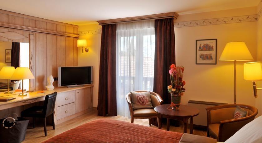 Hostellerie des Châteaux & Spa - Chambre 3