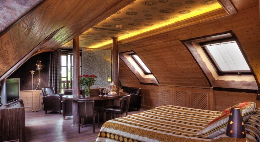 Hostellerie des Châteaux & Spa - Chambre