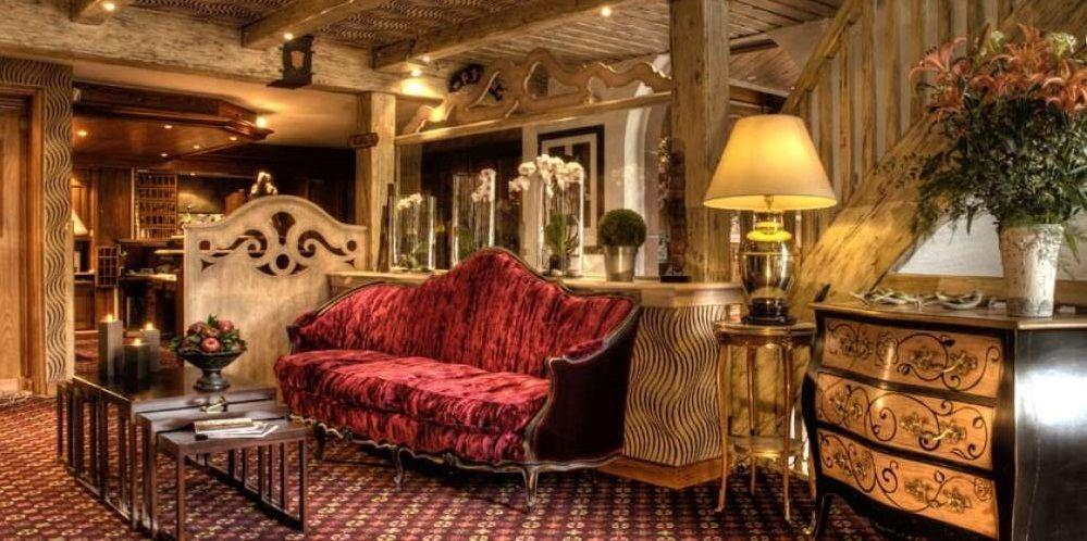 Hostellerie des Châteaux & Spa - Salon