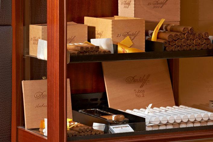 Hostellerie des Châteaux & Spa - Cigar Lounge
