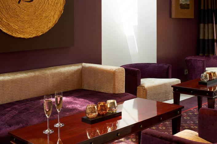 Hostellerie des Châteaux & Spa - Lounge