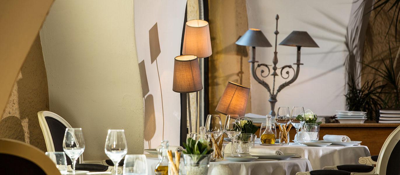 Domaine du Colombier - Restaurant