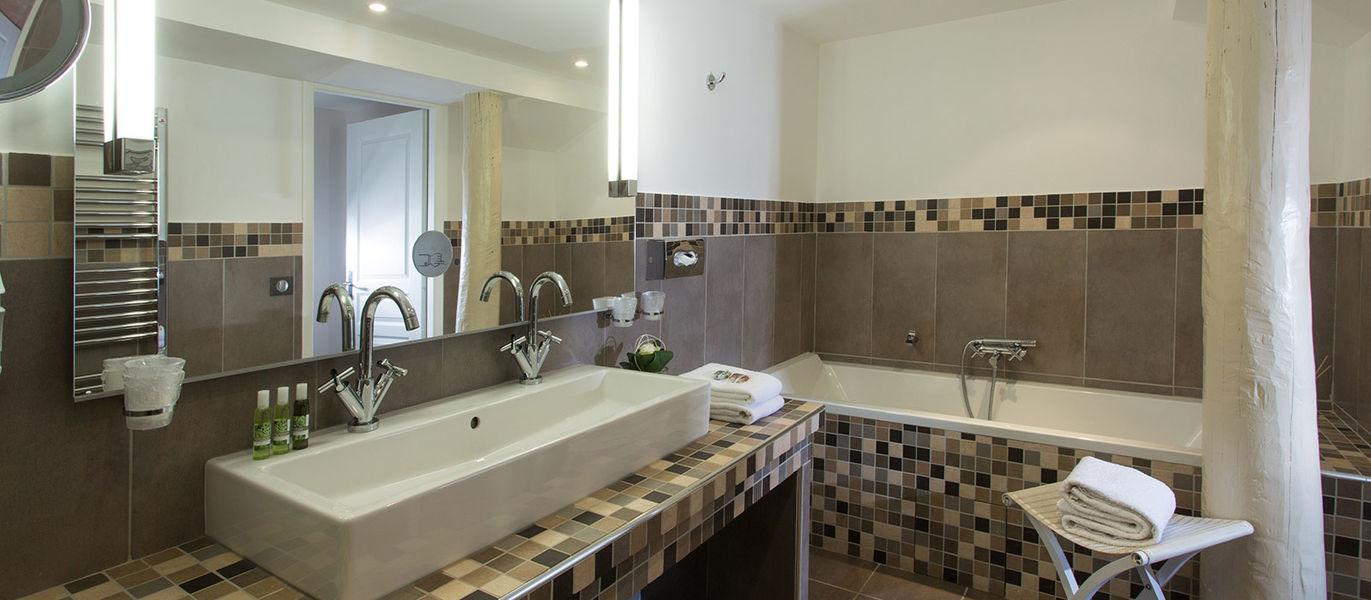 Domaine du Colombier - Salle de bain
