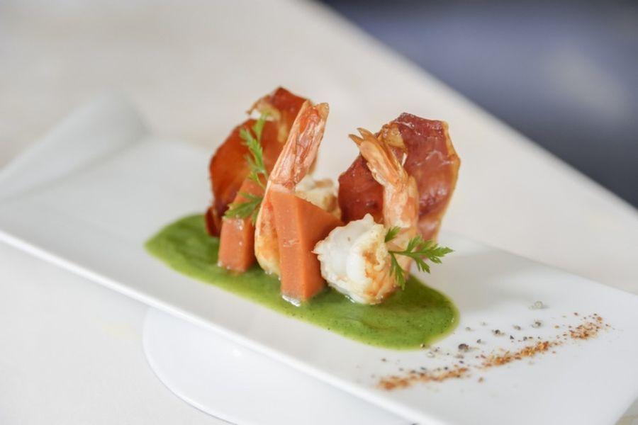 Alysson Hôtel - Proposition culinaire