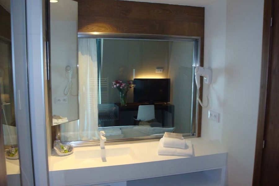Alysson Hôtel - Salle de bain