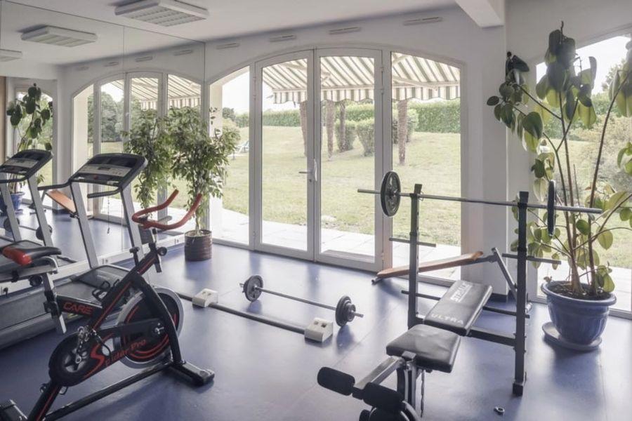 Alysson Hôtel - Salle de fitness