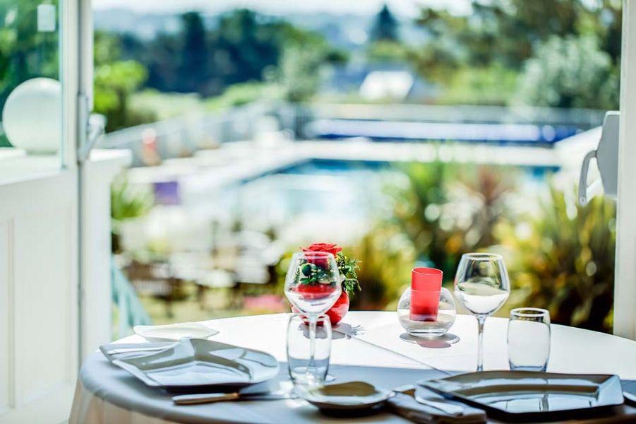 Hôtel du Tumulus - Salle de restaurant 2
