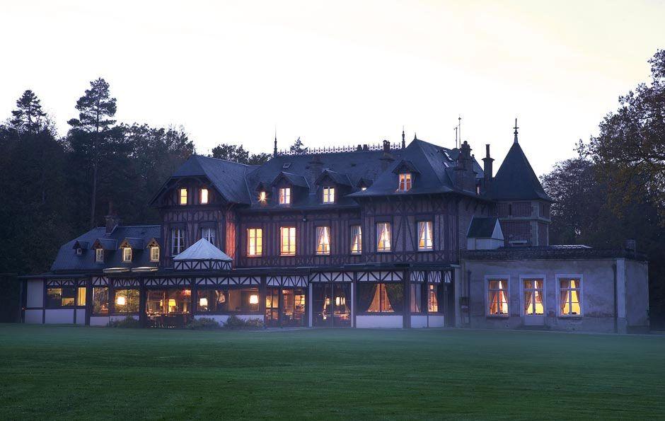 Le Pavillon de Gouffern - Extérieur