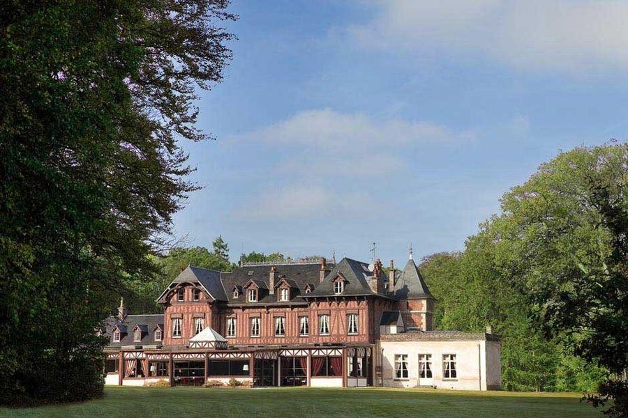Le Pavillon de Gouffern - Vue d'ensemble