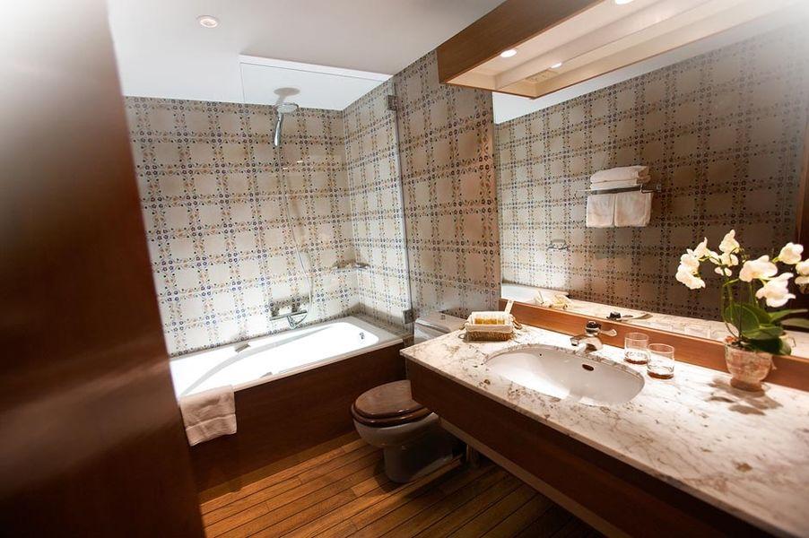 Michel Chabran - Salle de bain
