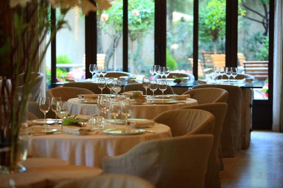 Michel Chabran - Salle de restaurant 2