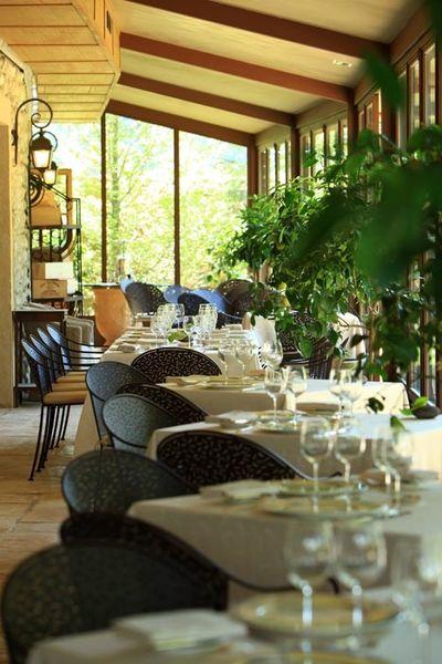 Michel Chabran - Salle de restaurant 3