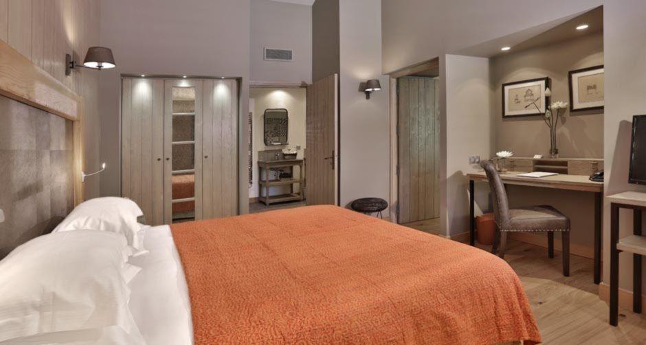 Hôtel Les Glycines & Spa - Chambre 2