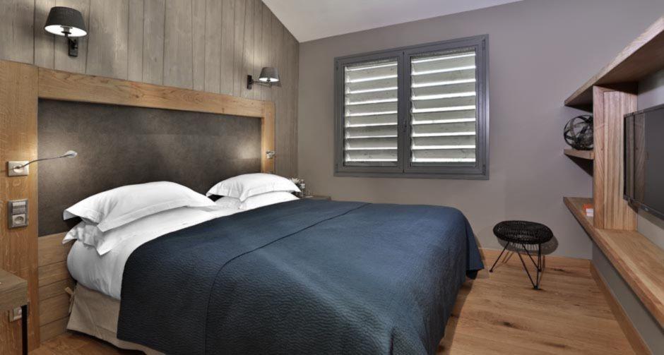 Hôtel Les Glycines & Spa - Chambre 3