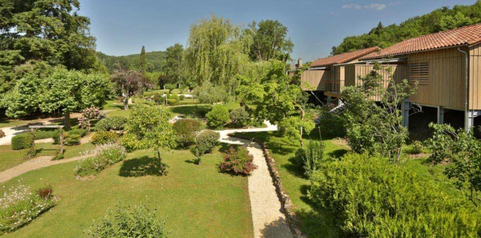 Hôtel Les Glycines & Spa - Jardins