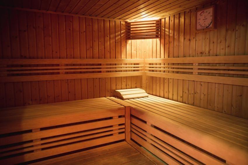Villa Navarre - Sauna