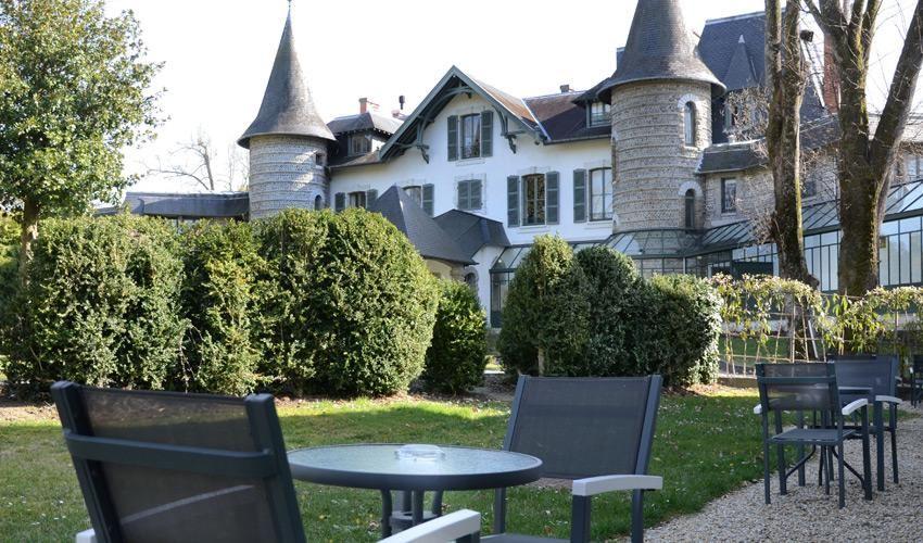 Villa Navarre - Terrasse & Jardin