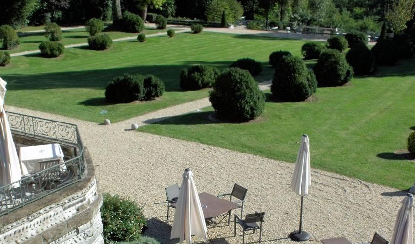 Villa Navarre - Vue Balcon