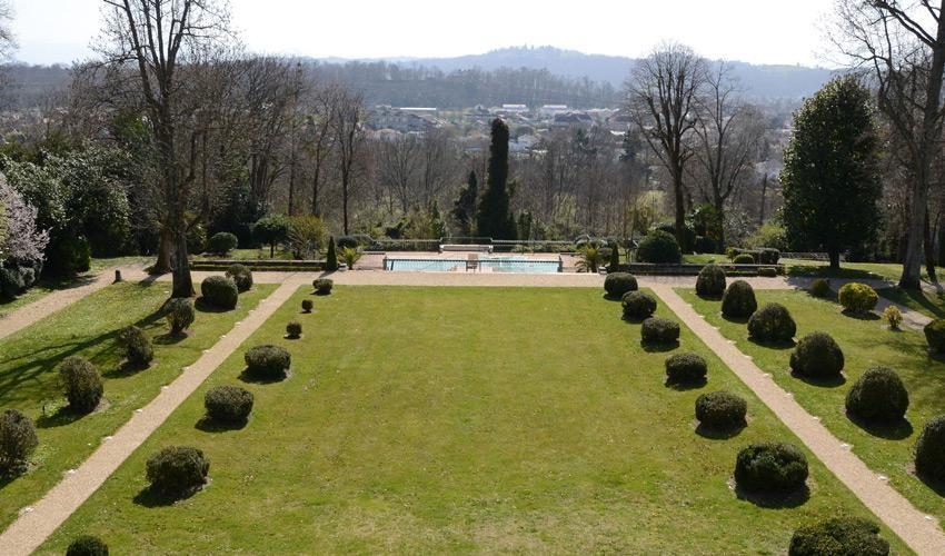 Villa Navarre - Vue Villa