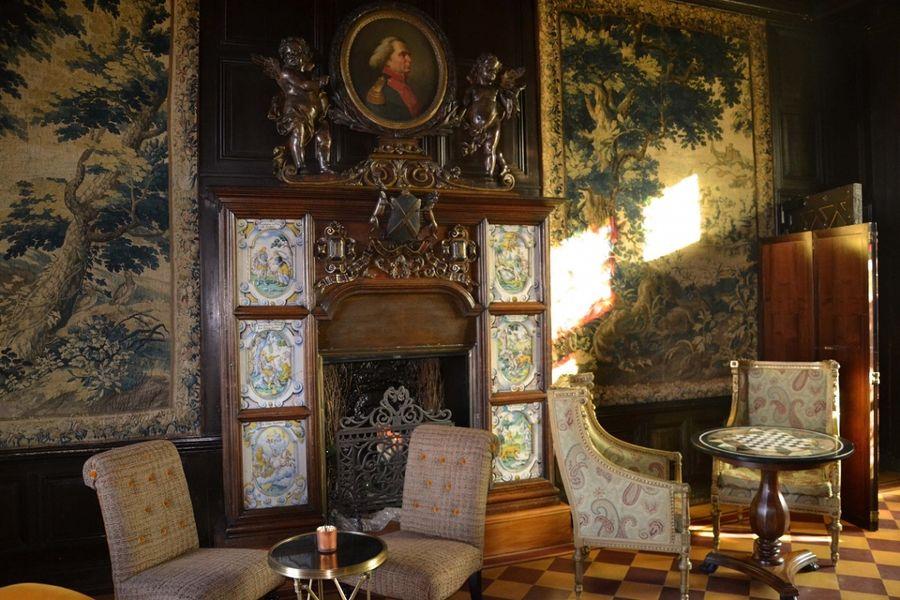 Château de Pray - Salon 1