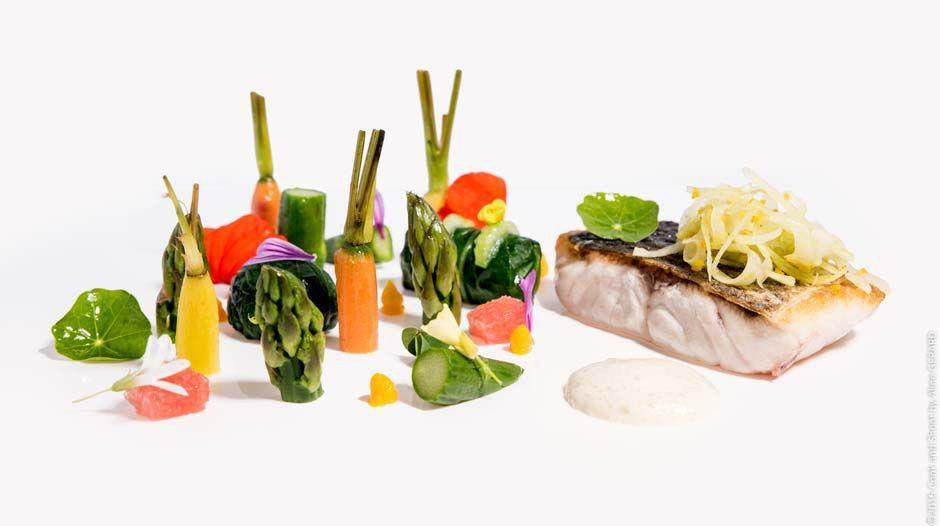 Les Bories & Spa - Proposition culinaire
