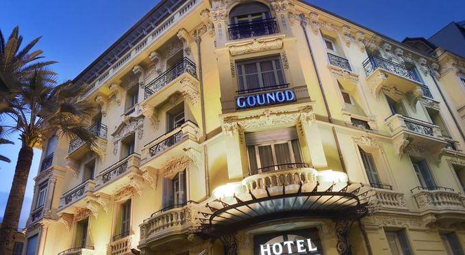 Salle séminaire  - Gounod Hôtel ***