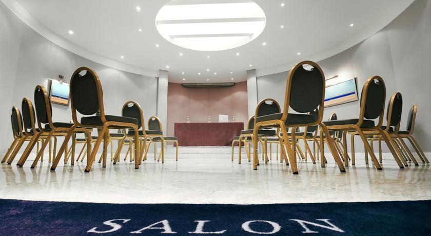 Hôtel Gounod - Salle séminaire 5