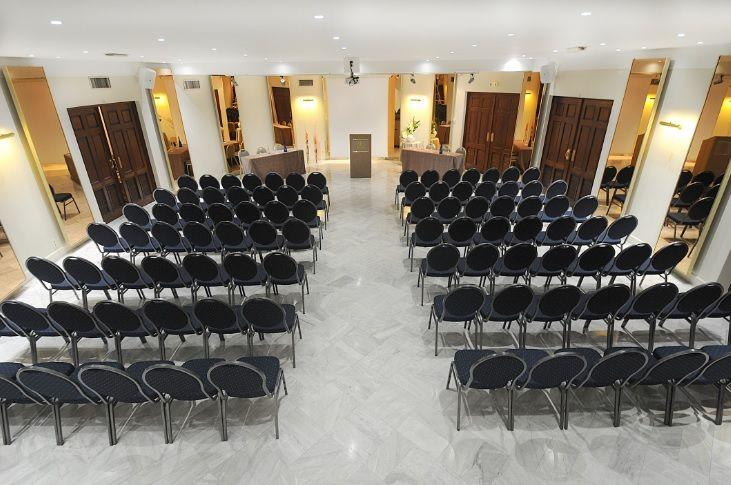 Hôtel Gounod - Salle séminaire 8