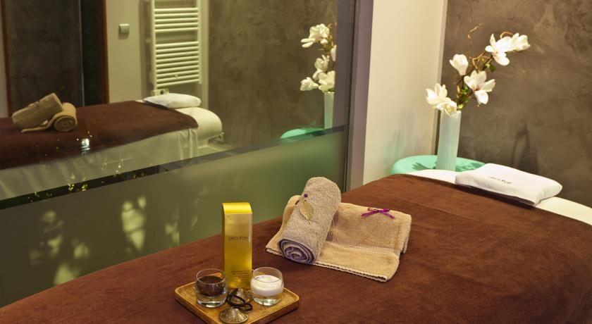 Hôtel Gounod - Salon de Massage