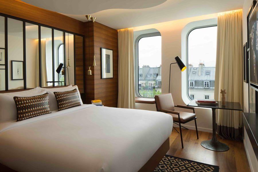 Renaissance Paris République Hotel ***** - Chambre