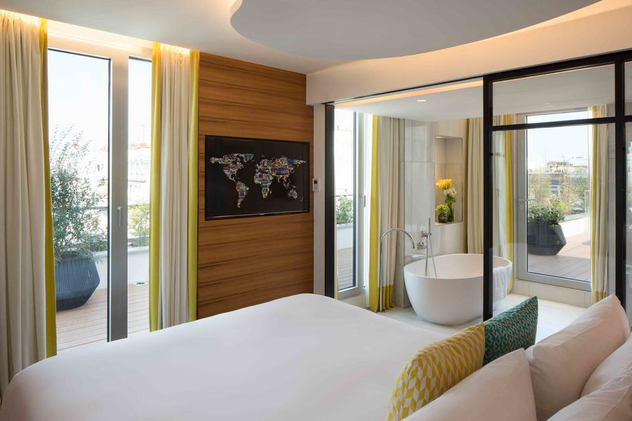 Renaissance Paris République Hotel ***** - Chambre 33