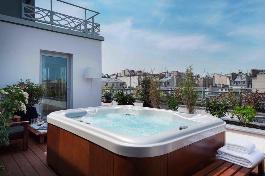 Renaissance Paris République Hotel ***** - Spa Suite